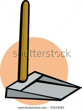 Dustpan clipart #5
