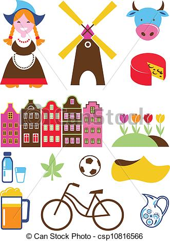The netherlands clipart #2