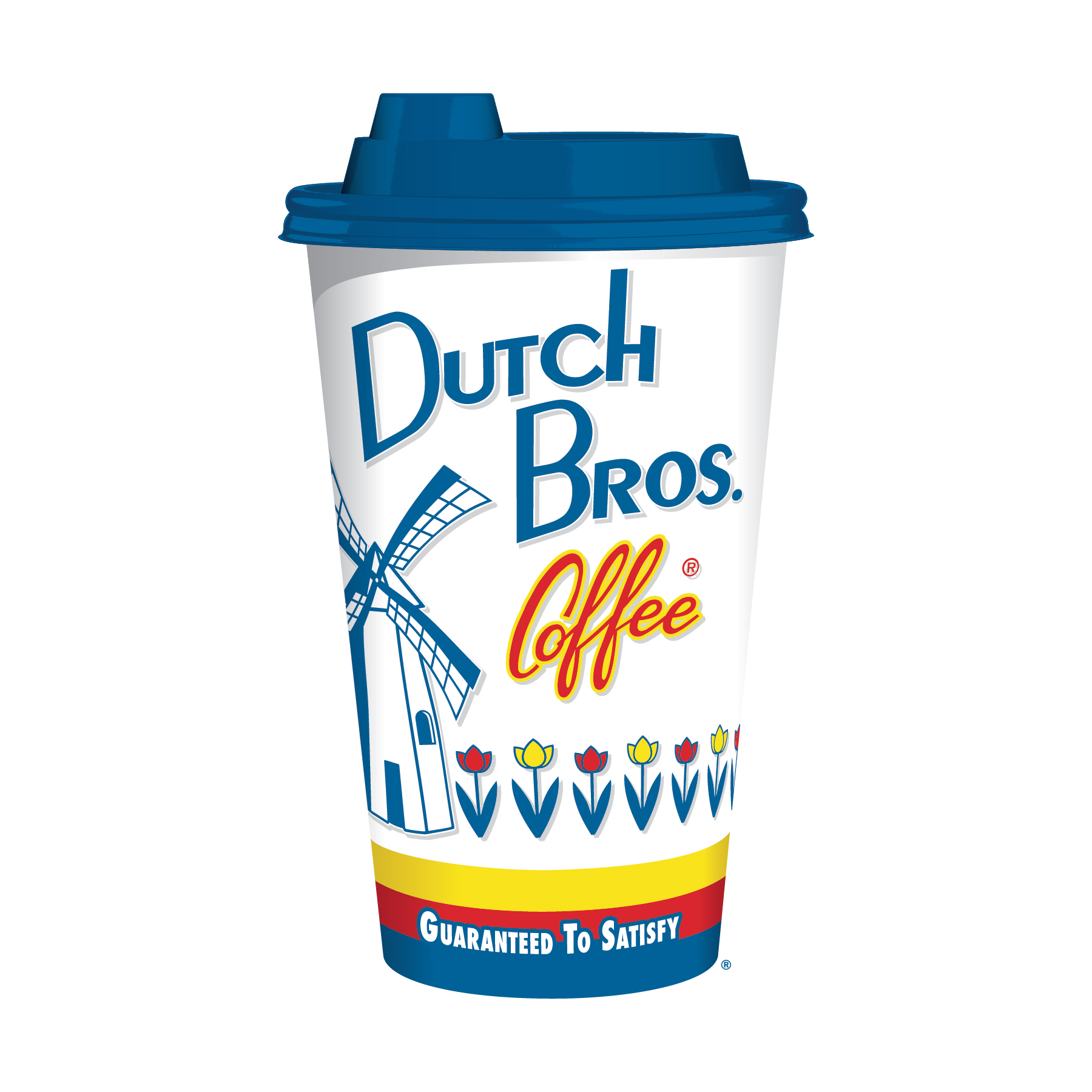 Dutch bros clipart.
