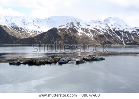 Dutch Harbor Stock Photos, Royalty.