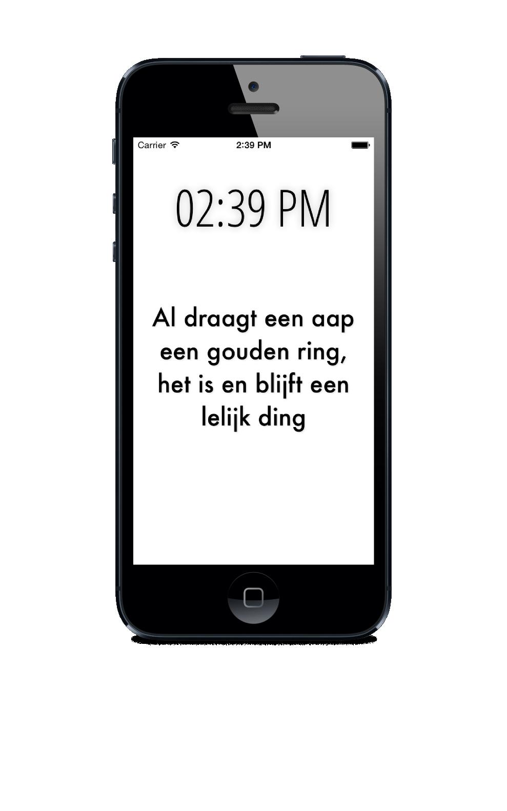 Dutch Proverbs.