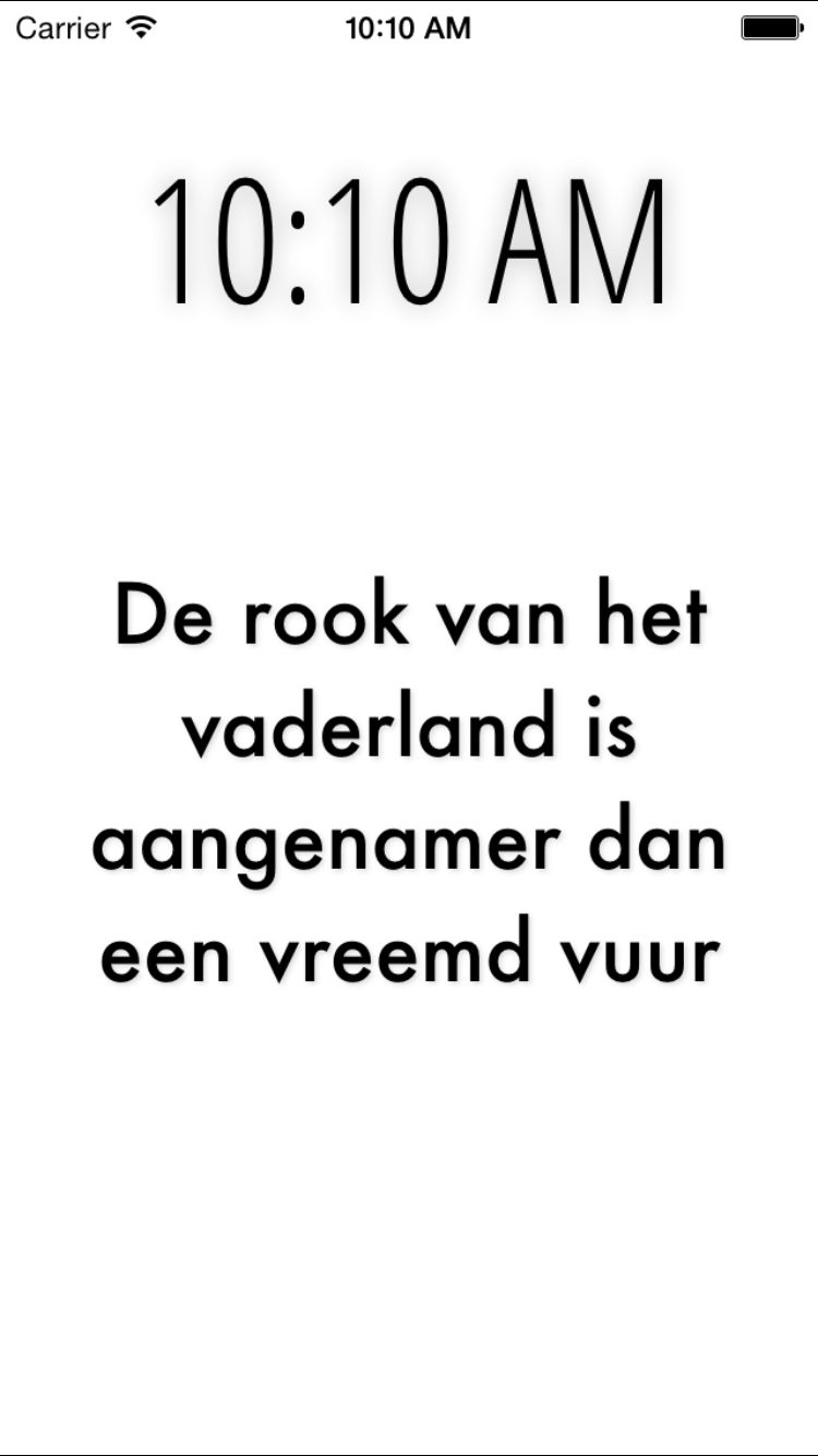 Dutch Proverbs.