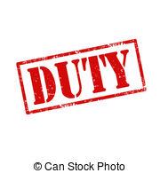 Duty Clipart.