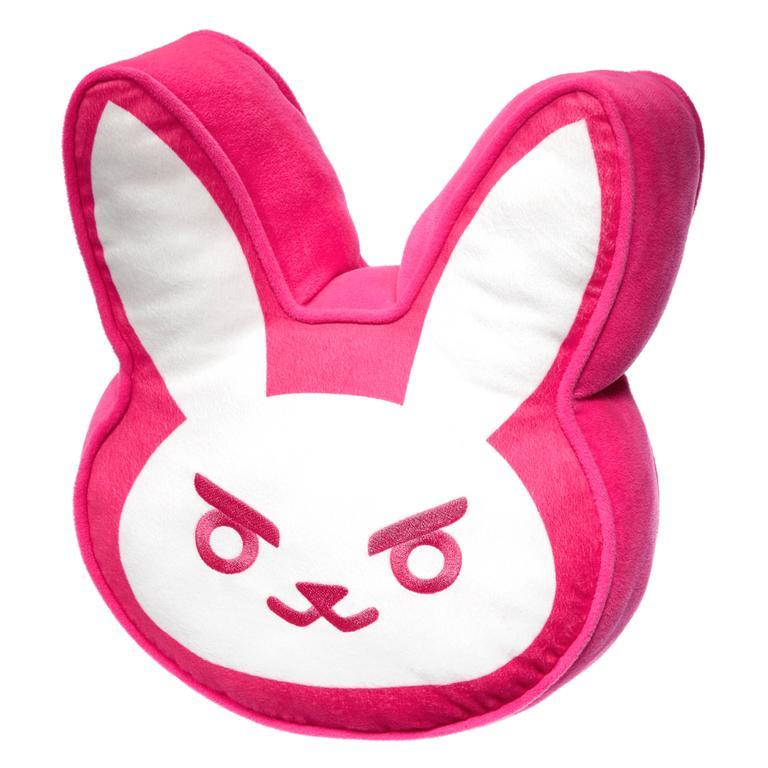 Overwatch D.Va Bunny Pillow.