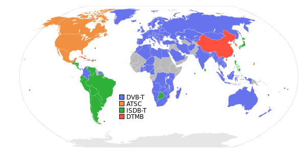 Why are DVB.