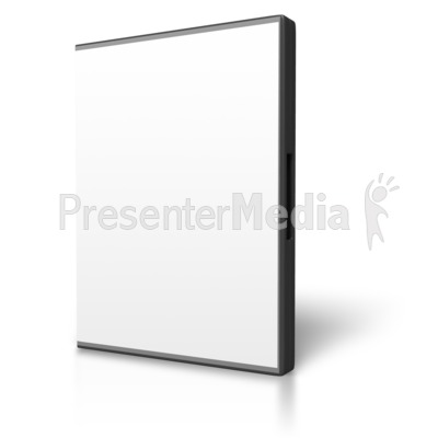 Blank Dvd Case Display.