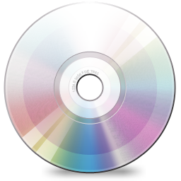 Cd, disc, dvd icon.