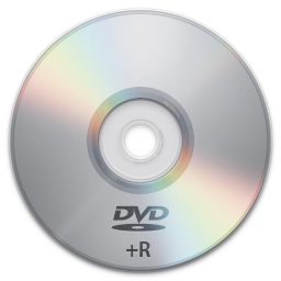 Device DVD PLUS R Icon.