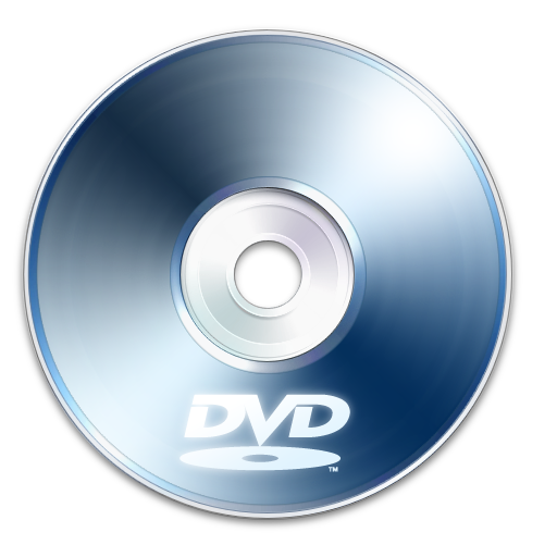 Disc, dvd icon.
