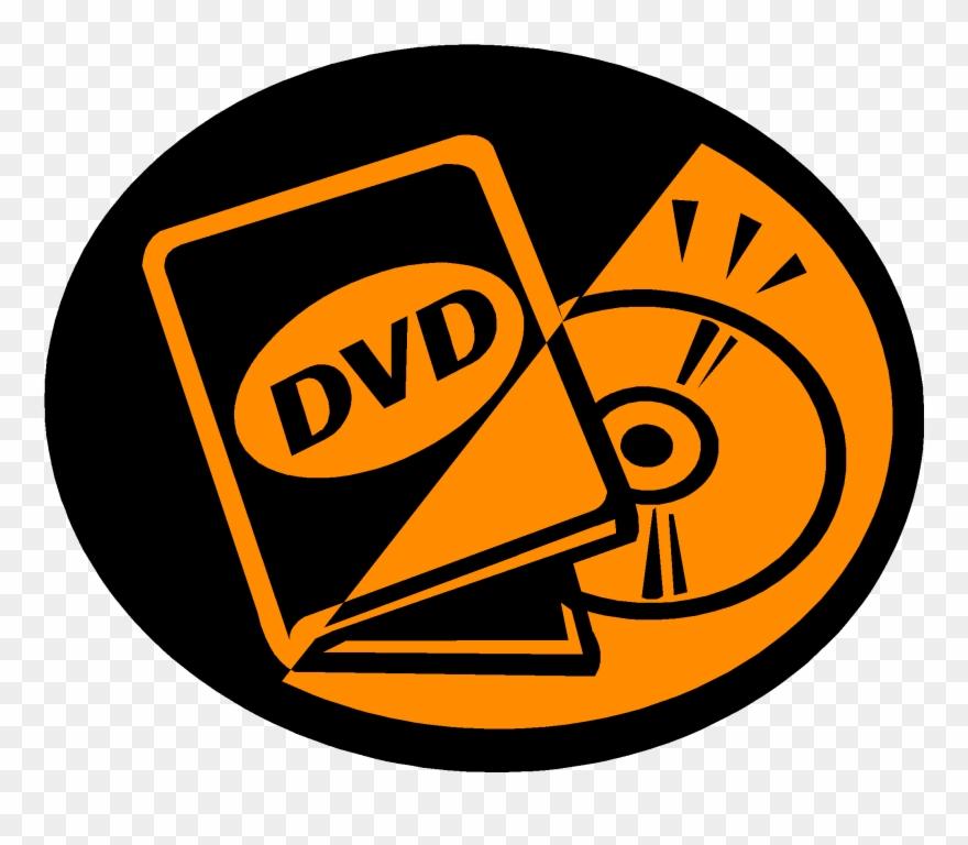 Dvd Clipart Dvd Movie.