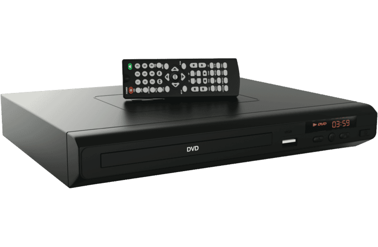 Laser DVD.