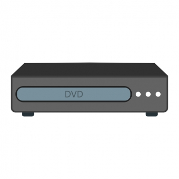 Dvd Player Png, Vector, PSD, and Clipart With Transparent Background.