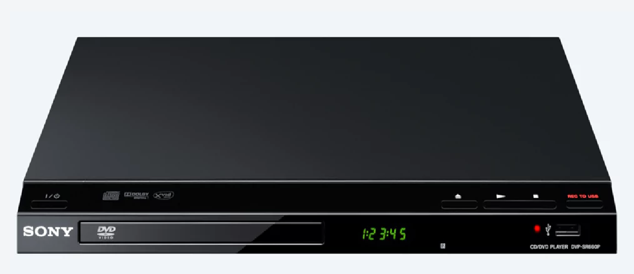 Sony DVD DVPSR660.
