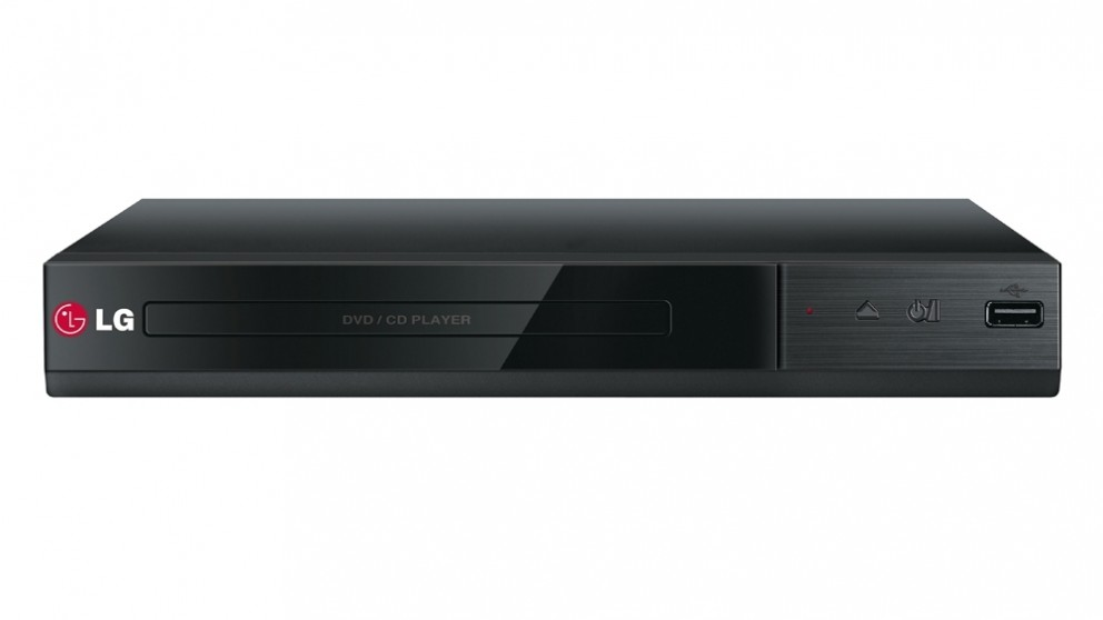 LG DP132 DVD Player.