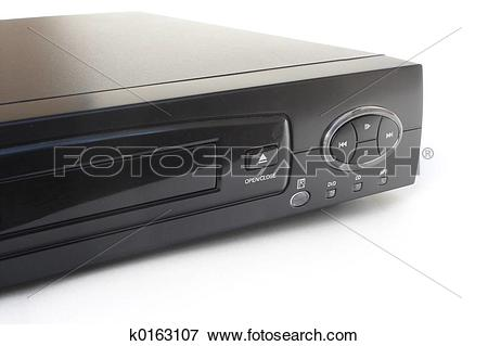 Picture of DVD Player Panel k0163107.