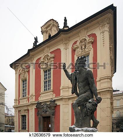 Stock Photograph of Prague.