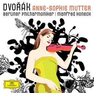 DVORAK Violin Concerto / Anne.