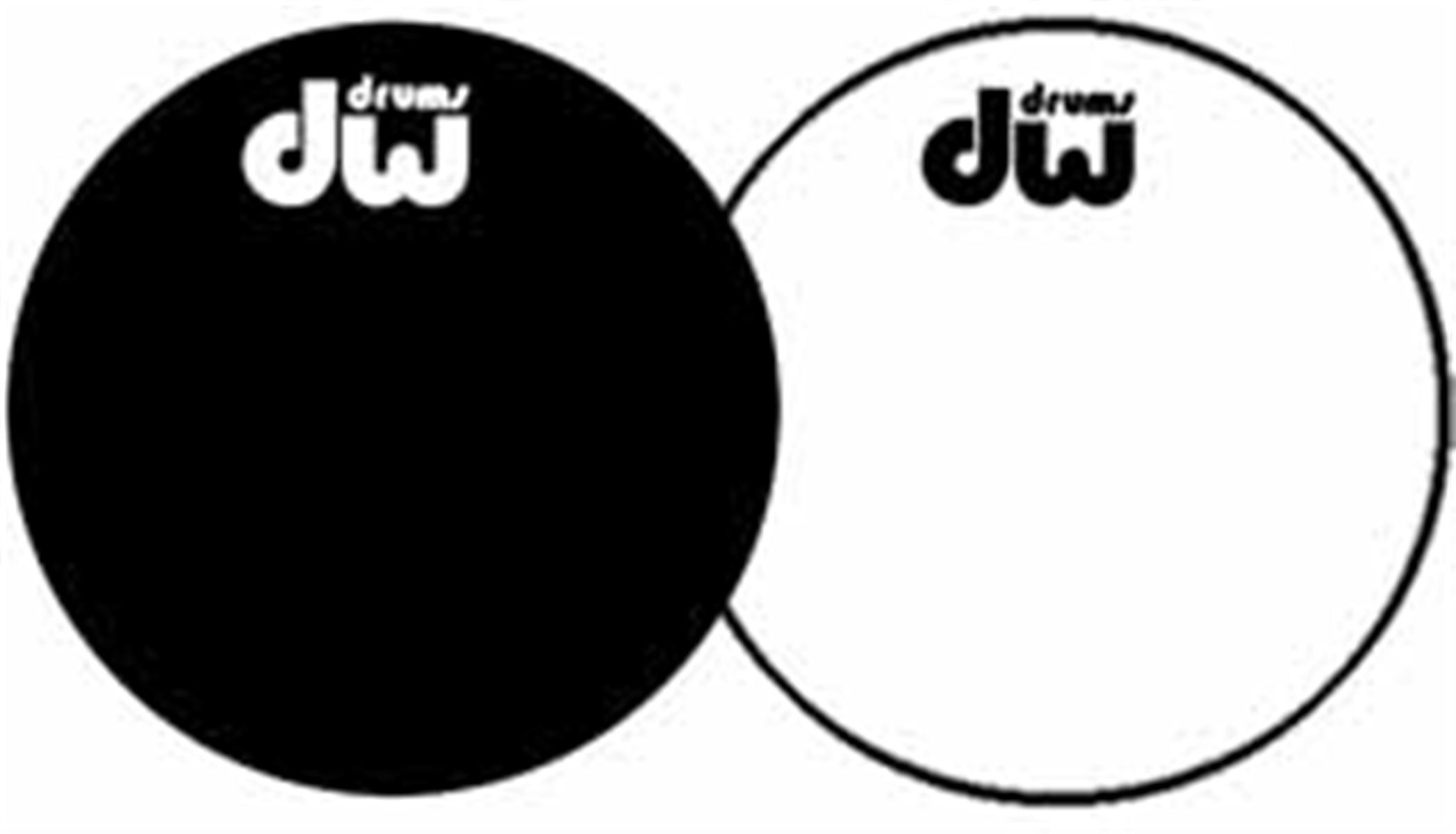 DW Drum Workshop CW20K White 20\