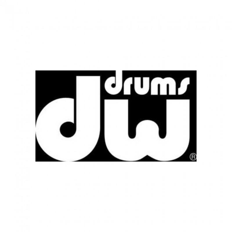 DW Sticker/DW Bass Drum Logo.