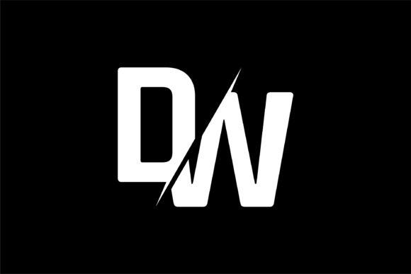 Monogram DW Logo.