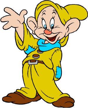 Free Disney Snow White Dwarfs Clipart and Disney Animated Gifs.