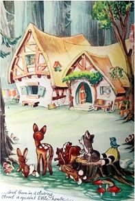 Snow White and Seven Dwarfs.