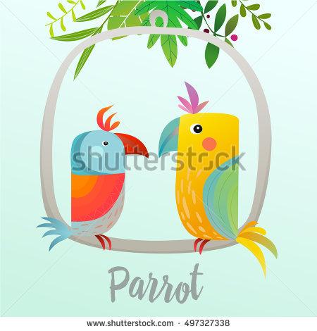 Exotic Bird Stock Photos, Royalty.