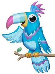 Blue Birds.