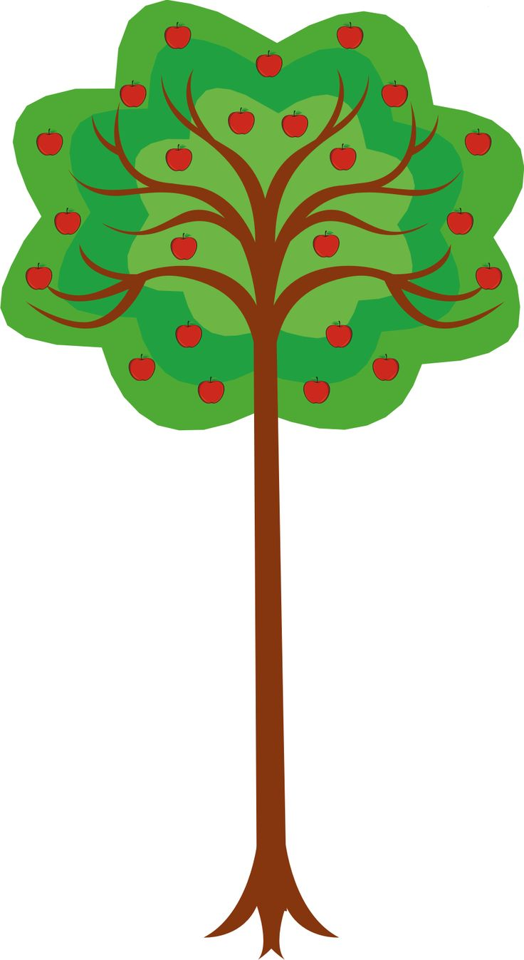1000+ images about Clipart trees and mushrooms on Pinterest.