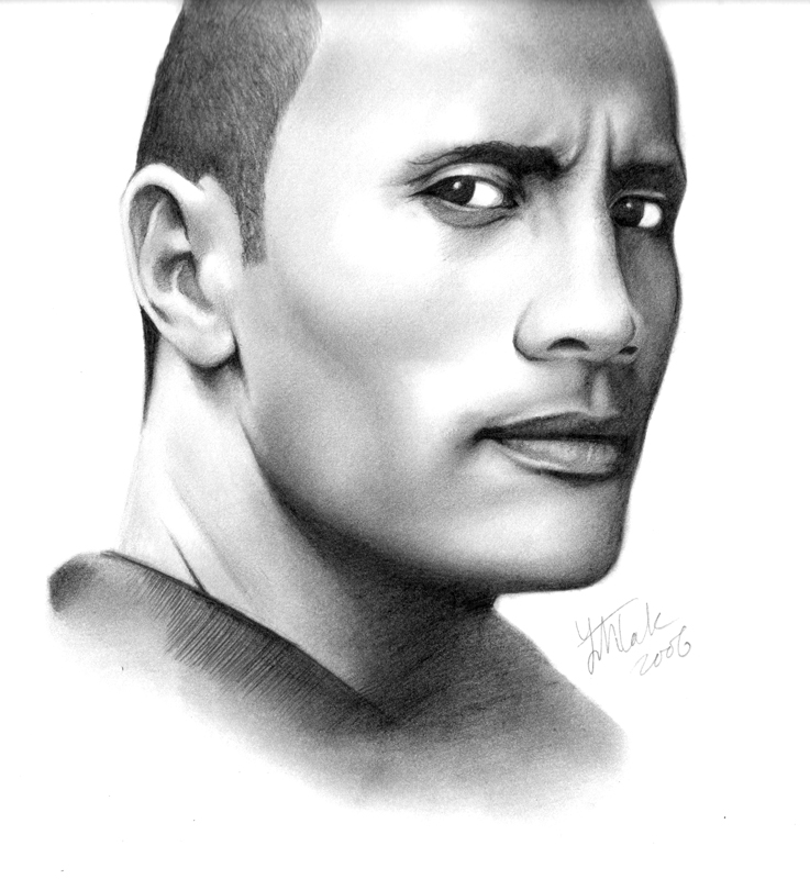 The rock clipart.