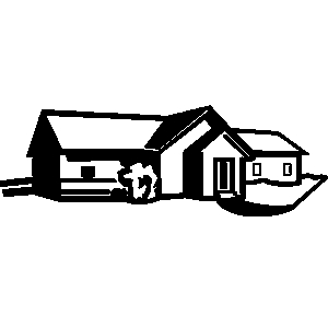Dwelling clipart.