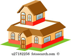 Dwelling house Clip Art EPS Images. 2,914 dwelling house clipart.