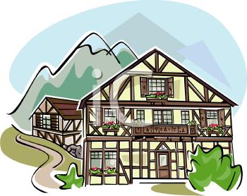 Tudor Houses.