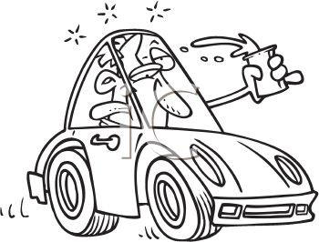 Drunk Driving Clipart.