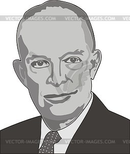 Dwight Eisenhower.