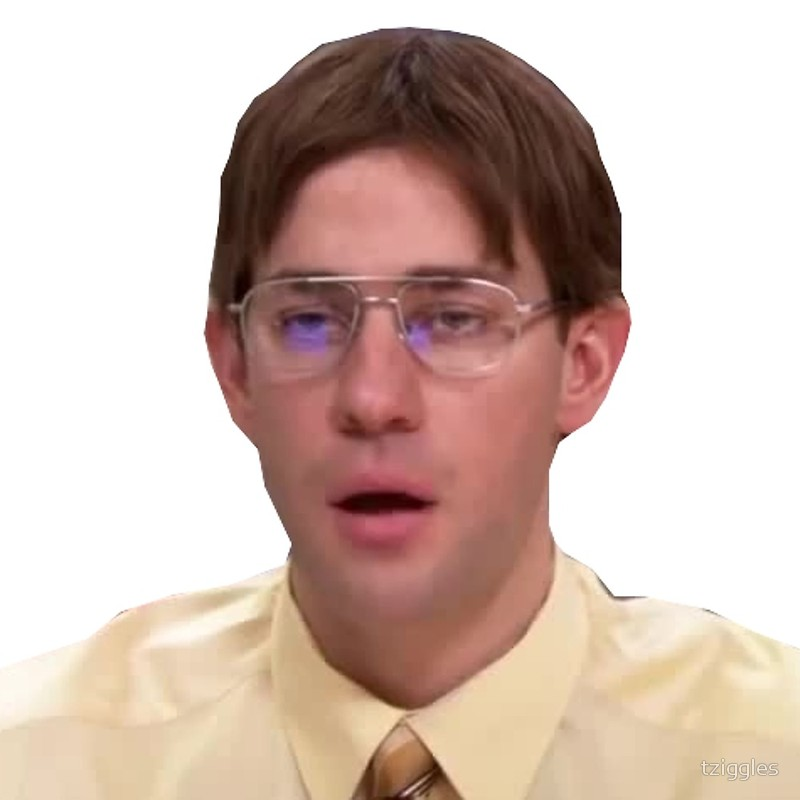 Jim Halpert as Dwight Shute.