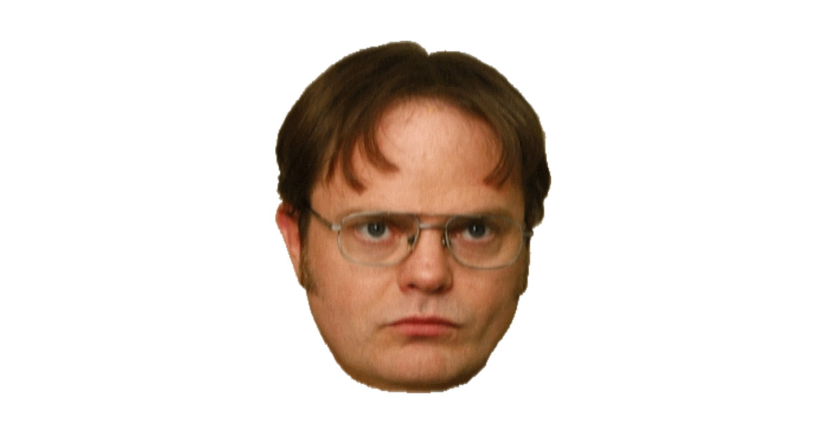 Dwight Schrute by abilitees.