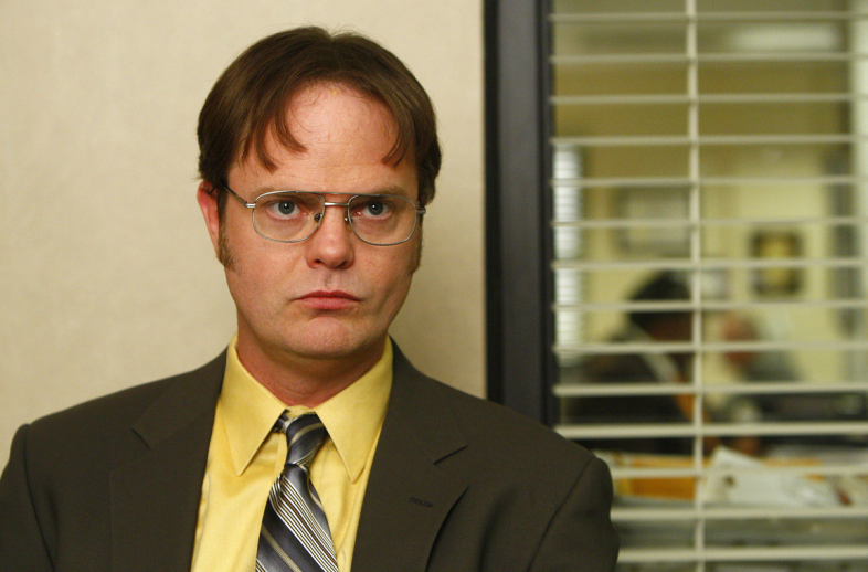 25 Ways To Be Dwight Schrute.
