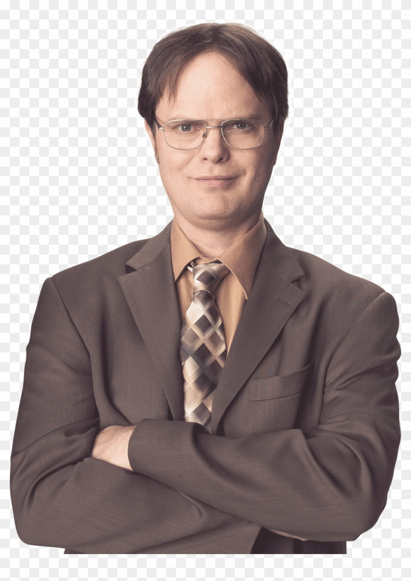 Dwight Schrute Transparent.