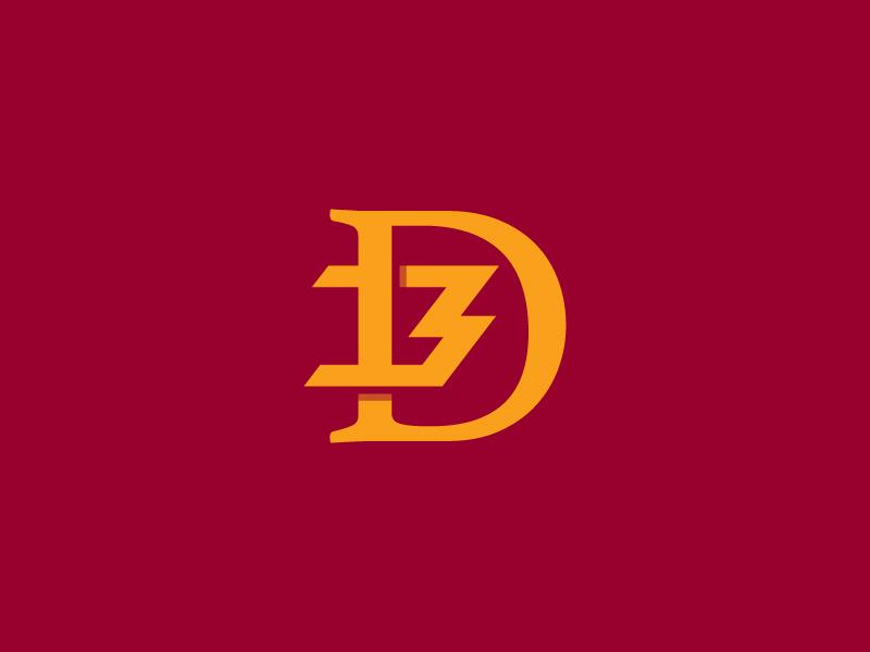 Dwyane Wade Logo by Evan Miles on Dribbble.