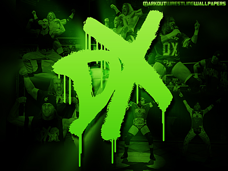 Wwe Dx Clipart.