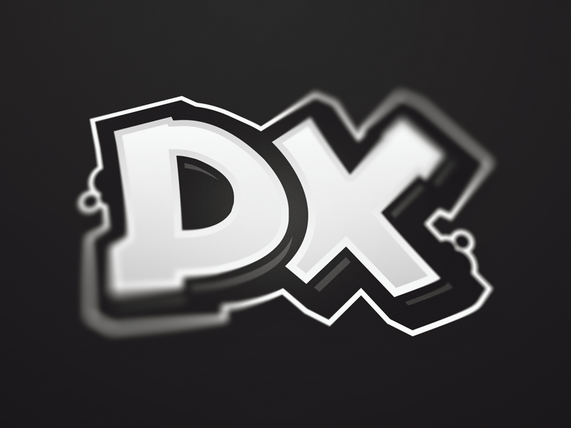 Graffiti DX Logo by Afan Nalic on Dribbble.