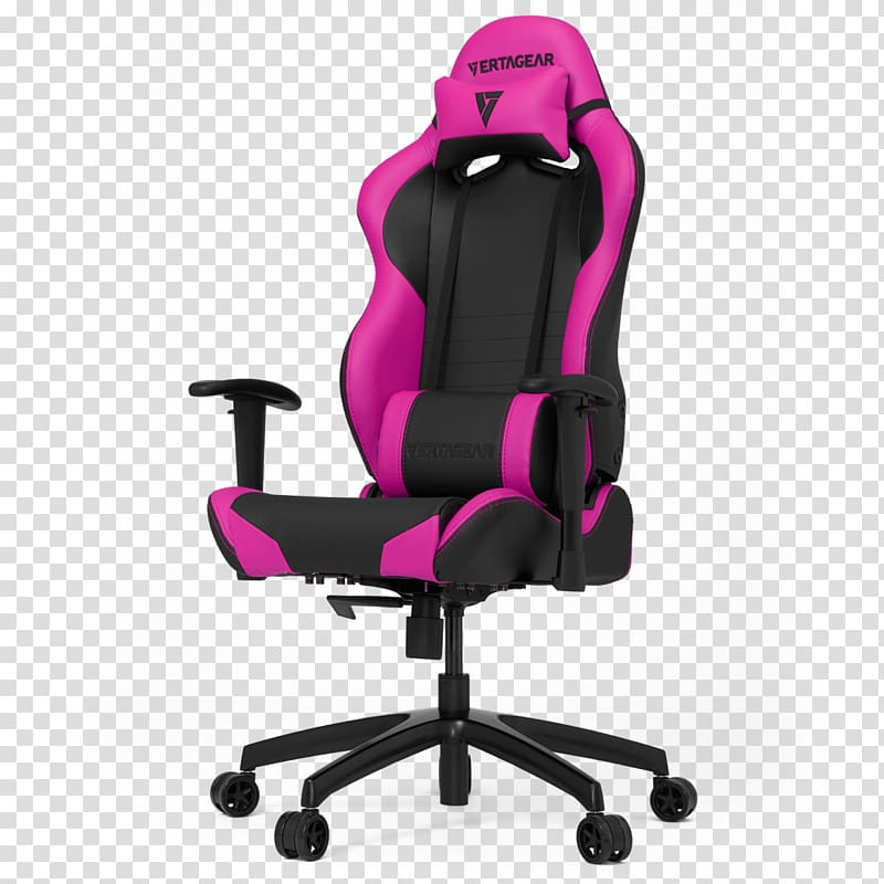 Gaming chair Video game Furniture DXRacer, chair transparent.