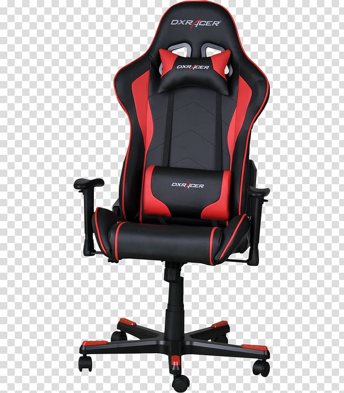 DXRacer Gaming chair Office & Desk Chairs, chair transparent.