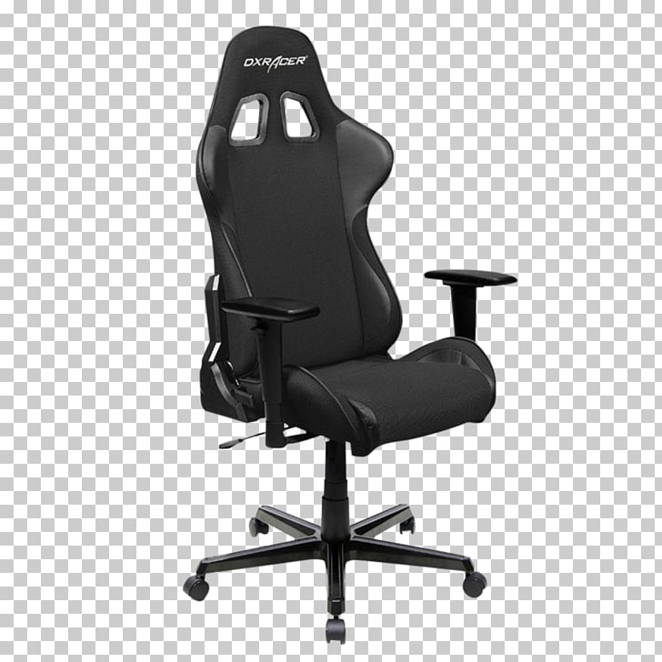 Office & Desk Chairs Furniture DXRacer, chair PNG clipart.