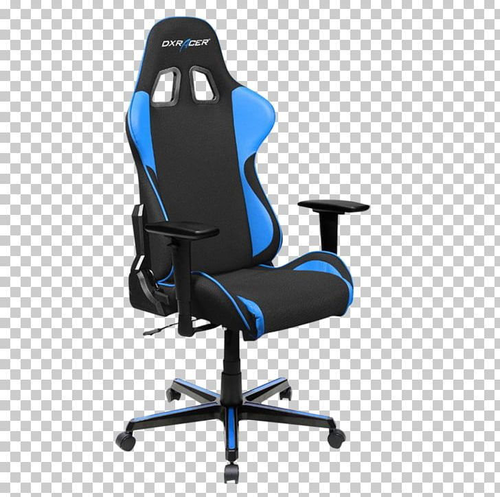 Gaming Chair Office & Desk Chairs Video Game DXRacer PNG, Clipart.