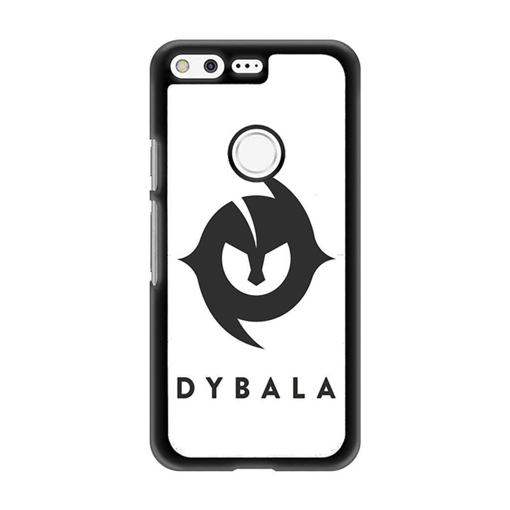 Paulo Dybala Logo Google Pixel Case.