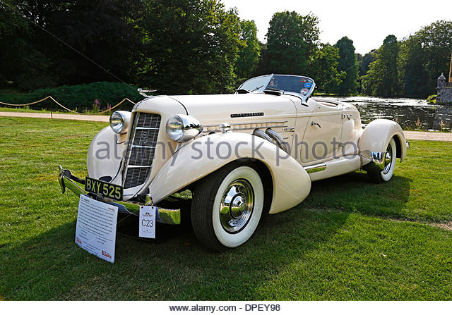 Thirties Classic Car Stock Photos & Thirties Classic Car Stock.