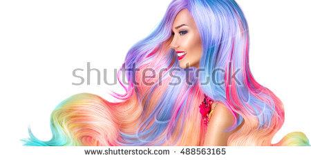 Dyed Stock Photos, Royalty.