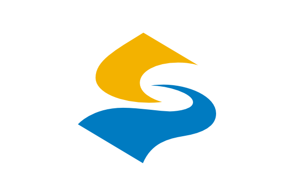 Flag Of Sado Niigata clip art Free Vector / 4Vector.